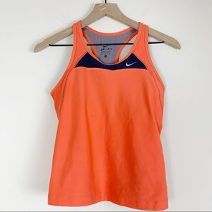 Nike Dri-fit race back athletic tank top